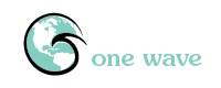 One World One Wave Logo